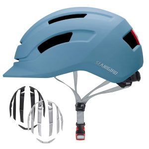 Urban Bike Helmet Adjustable Fit System