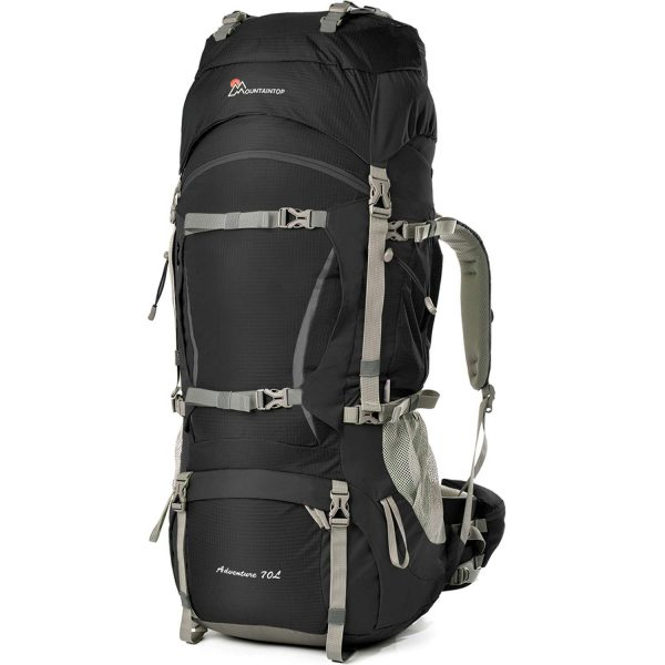 Hiking Backpack Mountaintop 70L+10L