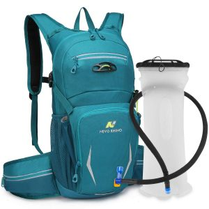 10L Hydration Backpack with 3L Water Bladder