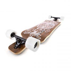 Longboard Skateboard Complete Cruising, Carving, Freestyle, Dancing