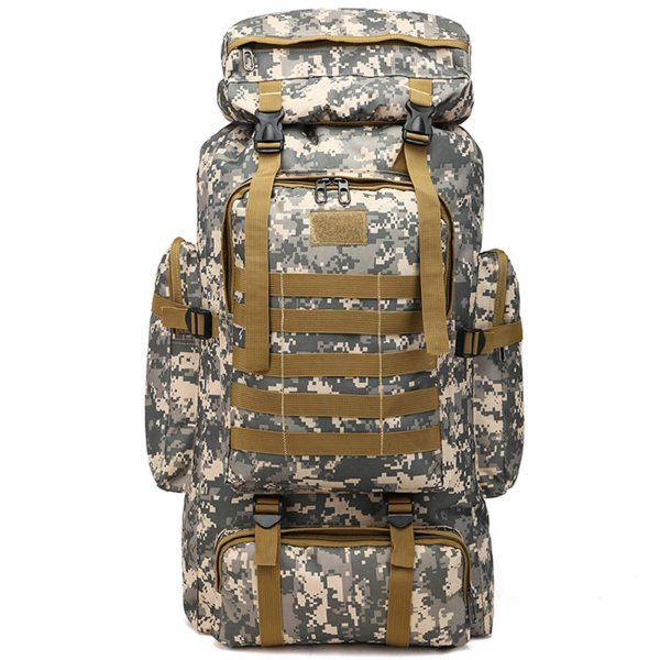 80L Camping Hiking Backpack for Men Women
