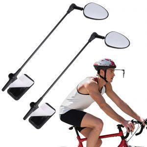 Accmor 2 Pack Bike Helmet Mirror