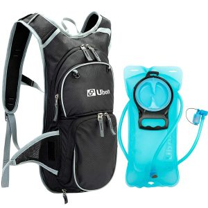 Lightweight Daypack Water Backpack 10L for Hiking, Cycling