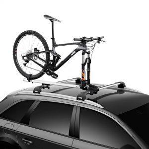 Thule ThruRide Roof Bike Rack