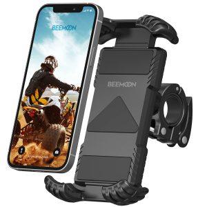 Motorcycle Handlebars, Scooter Universal Phone Holder