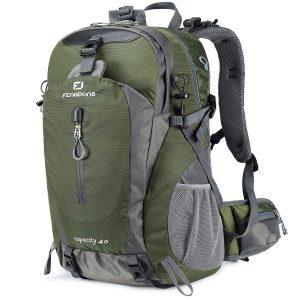 Hiking, Camping 40L Waterproof Lightweight