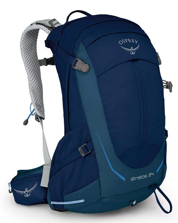 Hiking Backpack Eclipse Blue Osprey Stratos