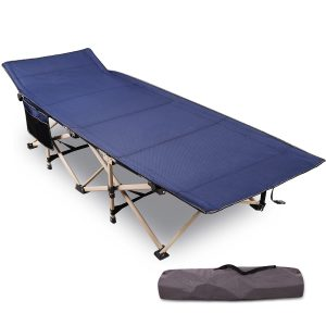 Adults Heavy Duty Folding Camping Cots