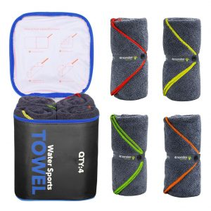 Super Absorbent Microfiber Bath Towel Camping Towel