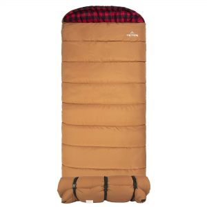 Warm and Comfortable Sleeping Bag Great for Camping