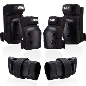 NHH Knee Pads Elbow Pads and Wrist Guards
