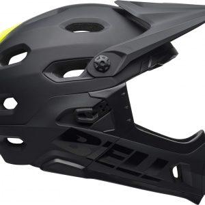 Adult Mountain Bike Helmet Matte/Gloss Black