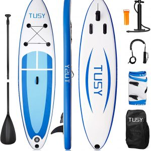 TUSY Inflatable Stand Up Paddle Boards