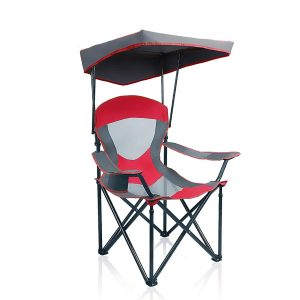 Camping Folding Chair Mesh Canopy