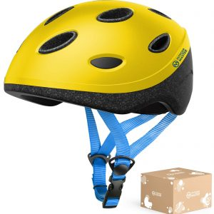 Lightweight Helmet for Bicycle, Scooter, Skateboard