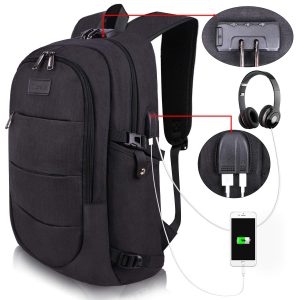 Travel Laptop Backpack Water Resistant Anti-Theft Bag