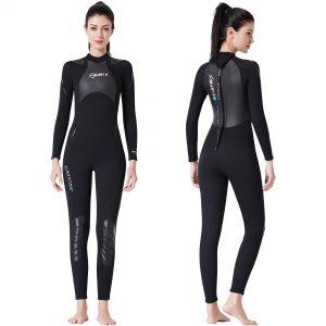 X-MANTN Wetsuit Full Body