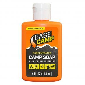 Base Camp Biodegradable Camp Soap