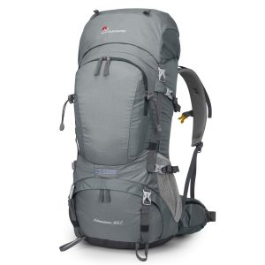 Hiking Backpack with Rain Cover 60L