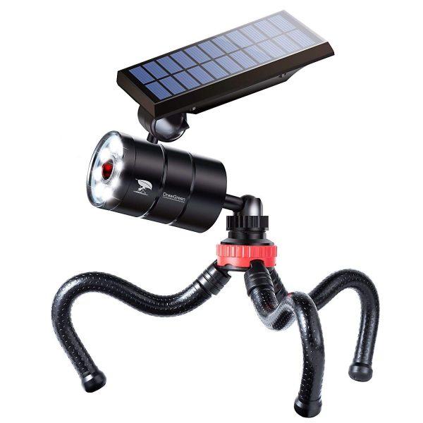 Solar Motion Sensor Light Outdoor Camping