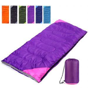Lightweight Waterproof Backpacking Sleeping Bag for Adults