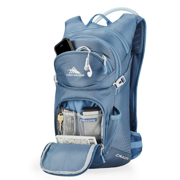 High Sierra Hydration Backpack Easy Fill