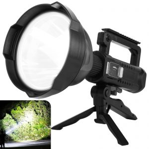 LED Rechargeable Spotlight Super Bright Searchlight