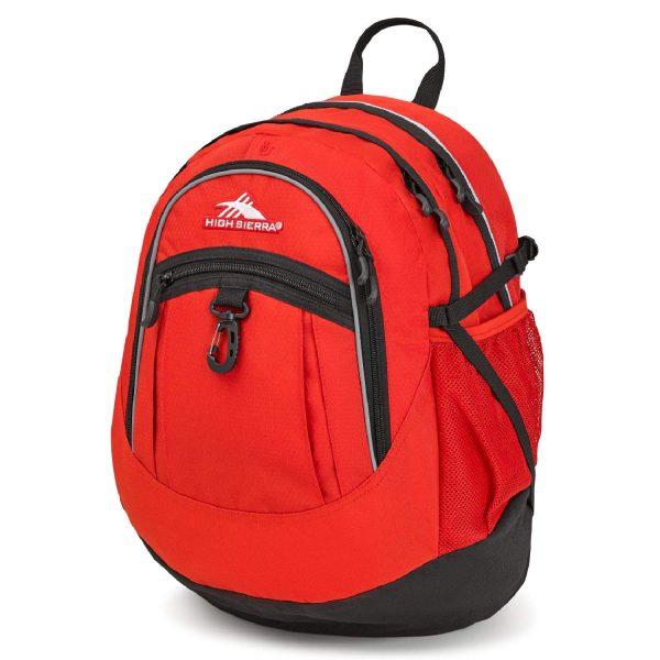 Crimson High Sierra Fatboy Backpack