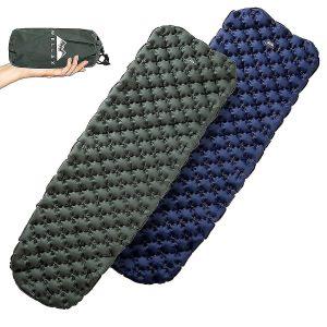 2 WellaX Ultralight Air Sleeping Pad
