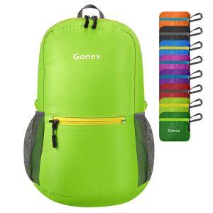Gonex Ultra Lightweight Packable Backpack