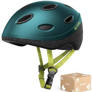 OutdoorMaster Alien Kids & Youth Bike Helmet