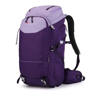 MOUNTAINTOP 50L Internal Frame Backpack Hiking
