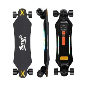 JKING Electric Skateboard Electric with Remote Control
