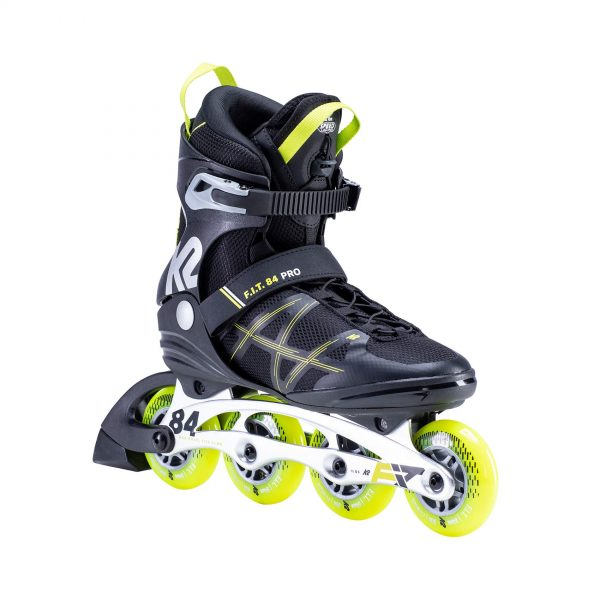 Speed Lacing- Secures skates with one pull making it easy to put on and take off