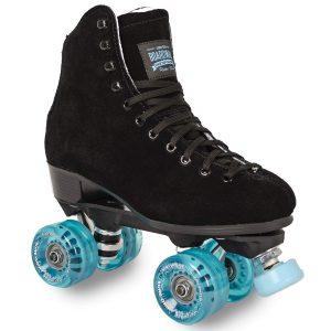 Black Outdoor Roller Skate
