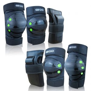 Knee Pads Elbow Pads Wrist Guards 3 in 1