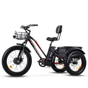 """Addmotor Motan Electric Tricycles 20"""" 24 Inch"""