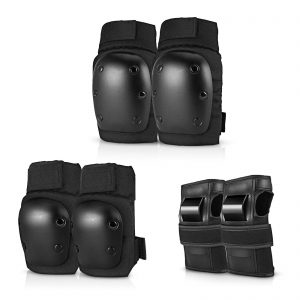 Fearls Kids Youth Adult Knee Pads