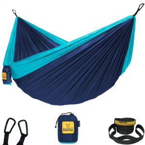 Portable Lightweight Camping Double Hammock