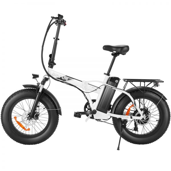 """ANCHEER 20"""" 4.0 Fat Tire Electric Bikes"""