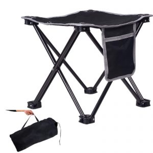Folding Camping Travel Chair Stool