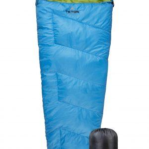 TETON Sports Cobalt Mummy Sleeping Bag