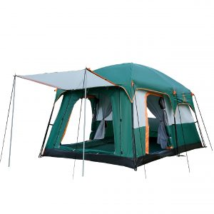 KTT Large Tent 4 Person,Family Cabin Tents
