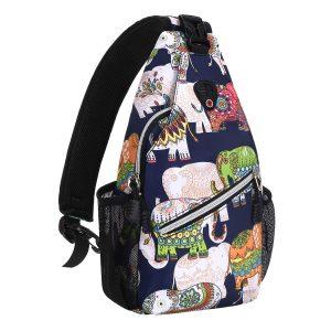 MOSISO Mini Sling Backpack