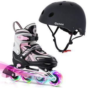 Gonex Size L Inline Skates with CPCS Certified