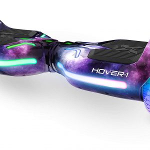 Electric Hoverboard Scooter with Infinity LED Wheel Lights
