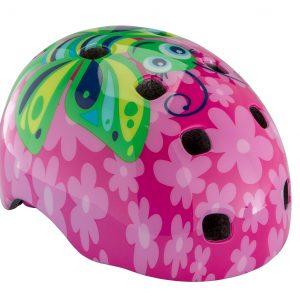 Pink Toddler Bike Helmet