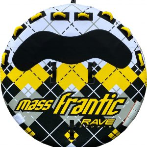 Rave Sports Mass Frantic 4-Rider Towable