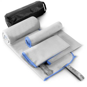 Camping, Backpacking Quick & Fast Dry Travel Towel for Camp