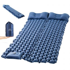 Sleeping Pad for Camping, LUXEAR Inflatable Camping Pad
